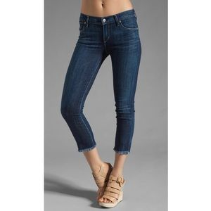 CITIZENS OF HUMANITY Skinny Cut off Jeans Sz 26